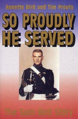 Maj Samuel Richard Bird