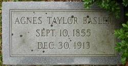 Agnes Taylor Basler
