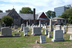 Saint Johns And Saint Andrews Episcopal Cemetery