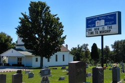 Deer Creek Baptist Church Cemetery