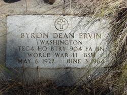 Byron Dean Ervin