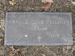 Donald Gene Callihan