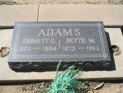 Emmet C Adams