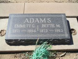 Bettie Maud <i>Gregg</i> Adams