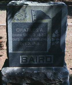 Charlie A Baird