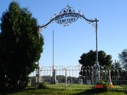 Mount Harmony Cemetery