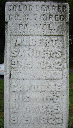 Sgt Albert Bub Sanders