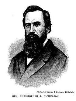 Christopher John Dickerson