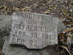 Nancy Jane <i>Foster</i> Cook