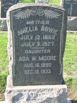 Amelia Bowie