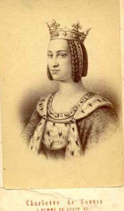 Charlotte de Savoie