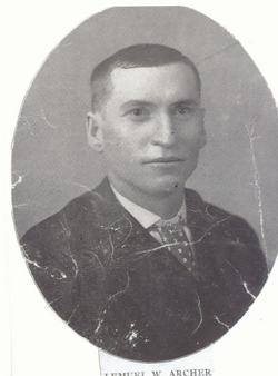 Lemuel Wilson Archer