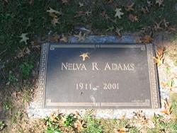 Nelva R Adams