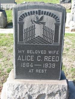 Alice C Reed