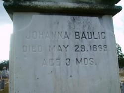 Johanna Baulig