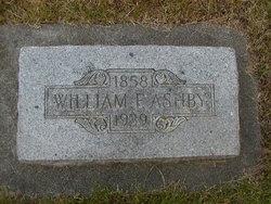 William Franklin Ashby