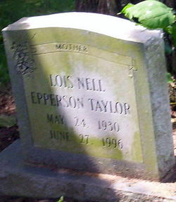 Lois Nell <i>Epperson</i> Taylor