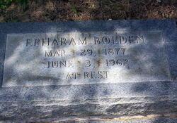 Epharam Bolden