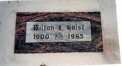 Milton Ira Holst