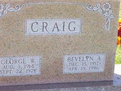 George W. Craig