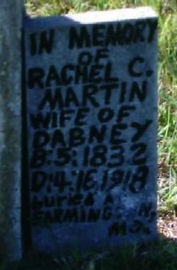 Rachel C. Martin