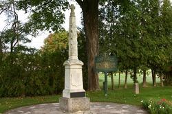 Father Marquette Monument