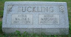 Margaret <i>Weaver</i> Suckling