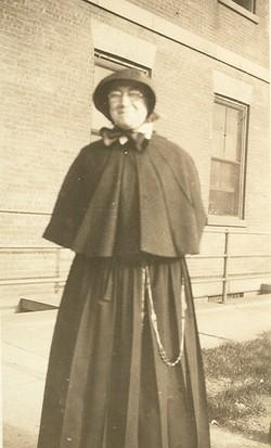 Bridget T. Sr. Mary Zita Croghan