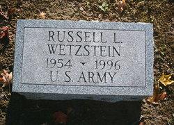 Russell L Wetzstein