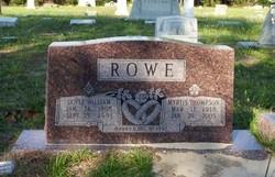 Myrtis <i>Thompson</i> Rowe