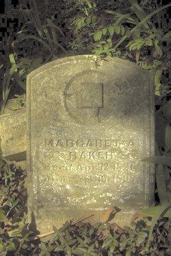 Margaret Ann <i>Yarbrough</i> Baker