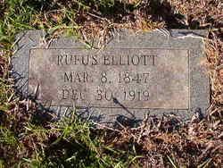 Rufus Monroe Elliott