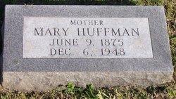 Mary Huffman