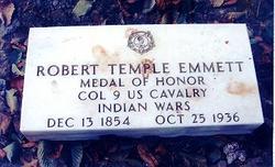 Robert Temple Emmet