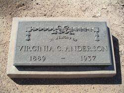 Virginia C Anderson