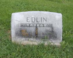 Birdie <i>Hawkins</i> Edlin