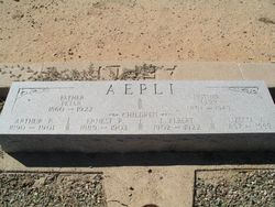Marie Elizabeth Mary <i>Kudobe</i> Aepli