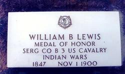 William B. Lewis
