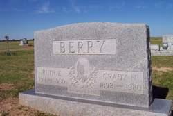 Ruth Elnora Elonra <i>Buck</i> Berry