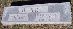 Sterling Olive Berry