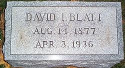 David I. Blatt