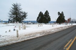 Dreisbach United Church of Christ Cemetery