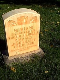 Miriam Adams