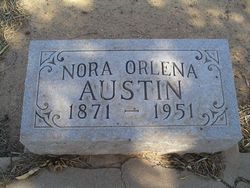 Nora Orlena <i>Cummings</i> Austin