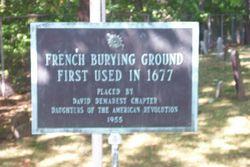 French Burying Ground