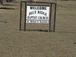Blue Ridge Baptist Church Cemetery