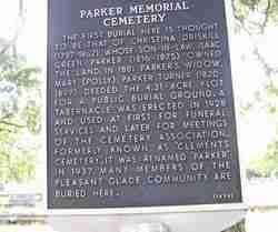 Isaac Green Parker
