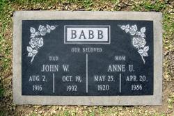 John William Babb