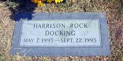 Harrison Rock Docking