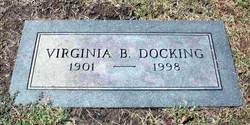 Virginia <i>Blackwell</i> Docking